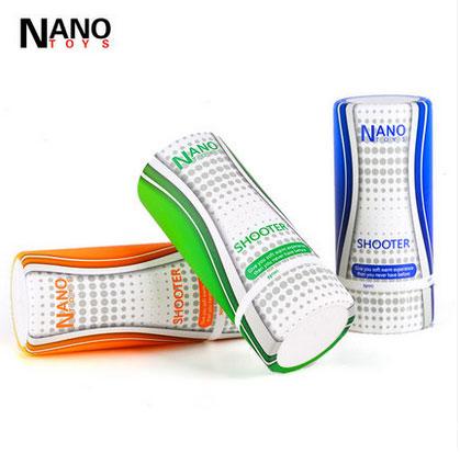 Âm đạo cầm tay silicon NANO TOYS - đồ chơi tình dục nam