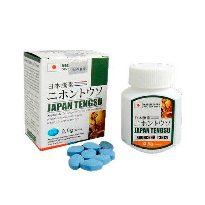 Thảo dược tăng cường sinh lý nam JAPAN TENGSU - thienduongtinhai.com