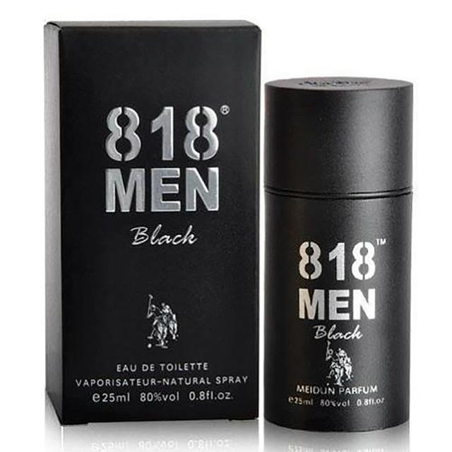 Nước hoa kích thích nữ 818 MEN BLACK - thienduongtinhai.com