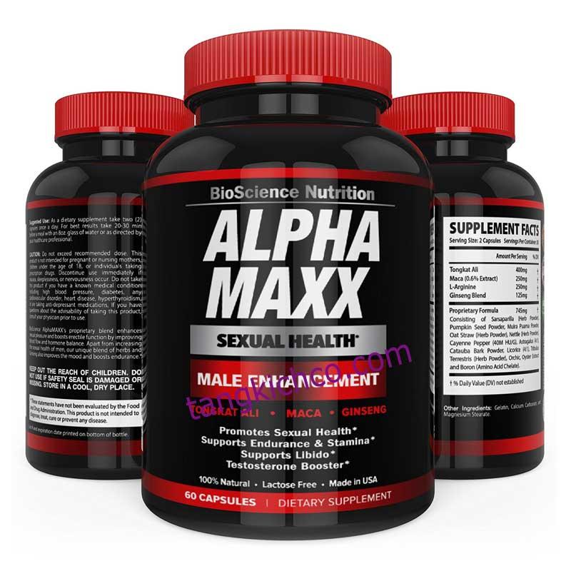 Tăng kích thước và kéo dài dương vật ALPHA MAXX -thienduongtinai.com