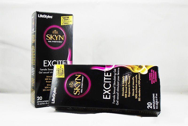 Gel bôi trơn kích thích tình dục tăng khoái cảm Lifestyles Excite