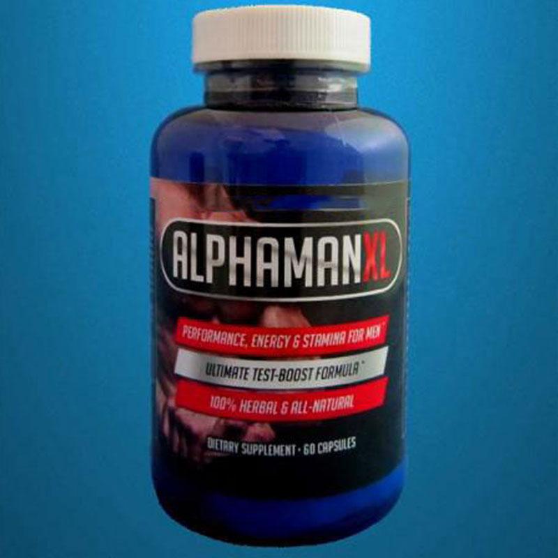 Thuốc Tăng kích thước dương vật dạng viên ALPHAMAN XL - thienduongtinhai.com