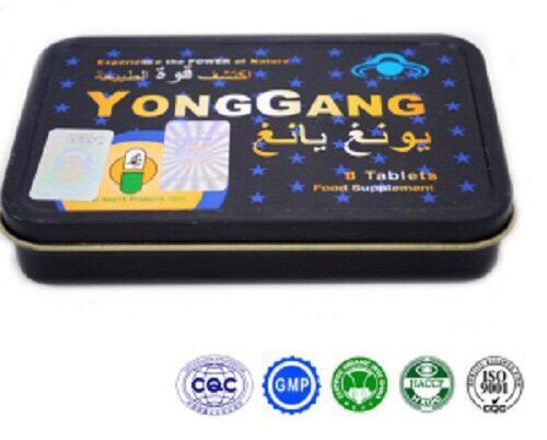 Thuốc tăng cường sinh lý nam giới YONGGANG - thienduongtinhai.com