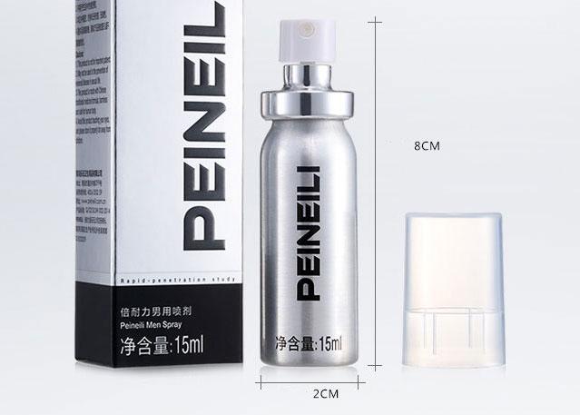 Thuốc xịt chống xuất tinh sớm cho nam giới PEINEILI - thienduongtinhai.com