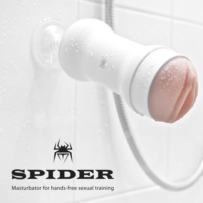 Âm đạo giả hít tường SPIDER KOREA