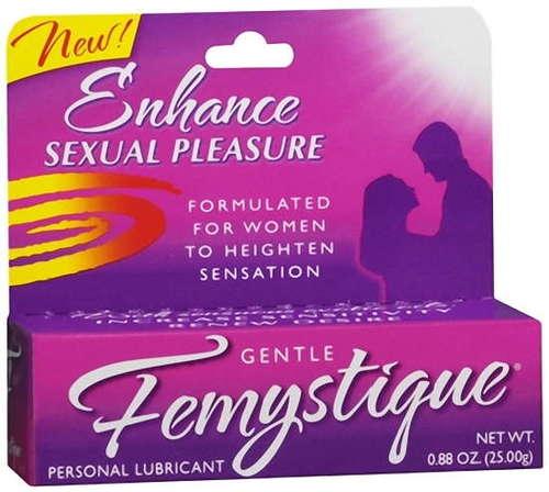 Gel bôi trơn kích thích bôi trơn tình dục tăng khoái cảm nữ Femystigue